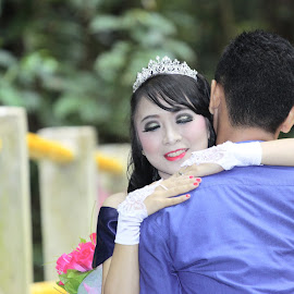 by Yayan Paling Cakep Sedunia - Wedding Getting Ready