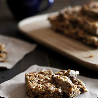 Gluten Free Nutty Sunflower Seed Bars