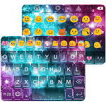 Rainbow Star Emoji Keyboard 1.0.1 Apk
