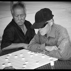 The Game by Rex Mundi - Novices Only Street & Candid
