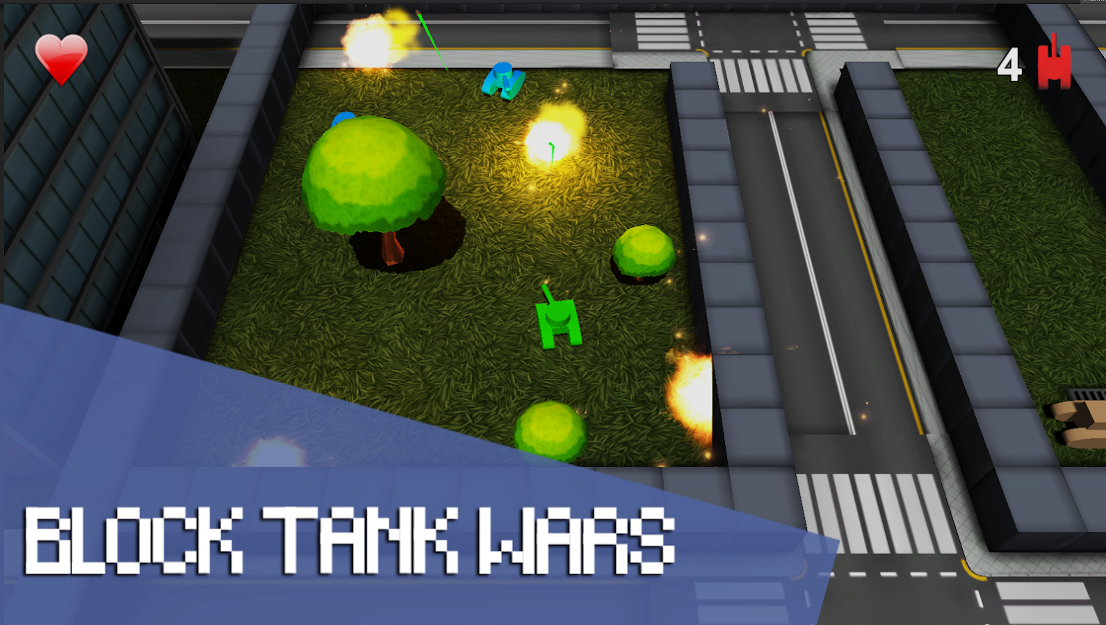 Block Tank Wars Screenshot 7