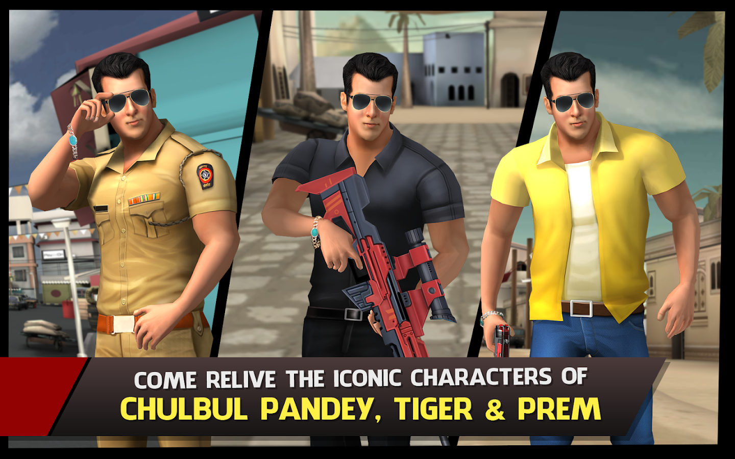 Being SalMan:The Official Game Screenshot 6