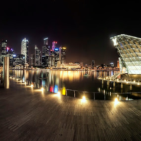 Louis Vuitton Marina Bay by Nicholas Leong - Buildings & Architecture Architectural Detail