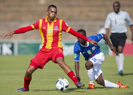 I can score with my feet too' insists Kaizer Chiefs beanpole Ryan Moon