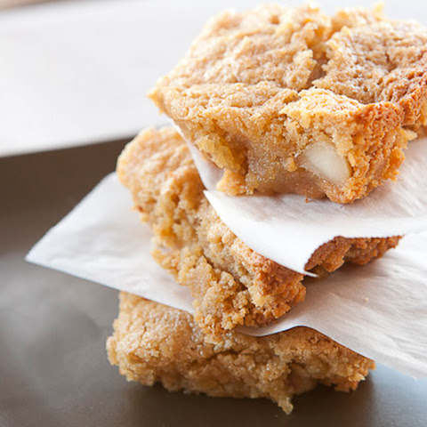 Almond Blondies
