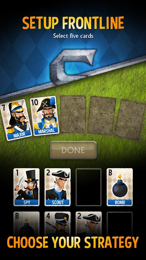 Stratego® Battle Cards Screenshot 13