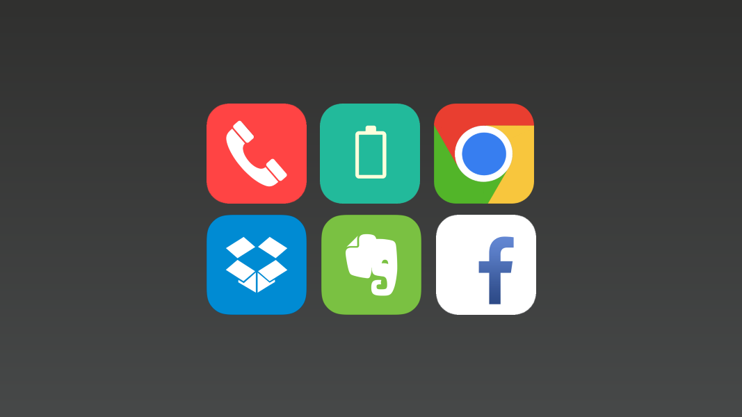 uOS Icon Pack Screenshot 1