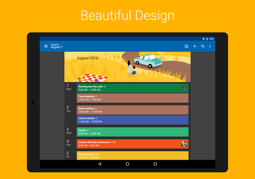 DigiCal+ Calendar screenshot 9