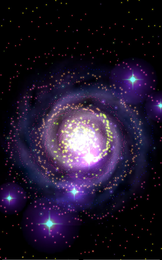 Galaxy Music Visualizer Pro Screenshot 11