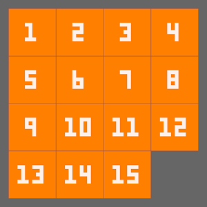 15 Puzzle For PC (Windows & MAC)