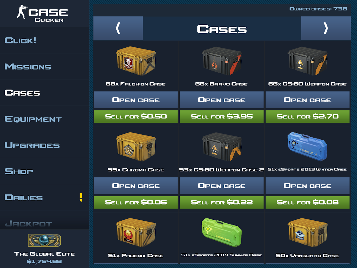 Case Clicker Screenshot 14