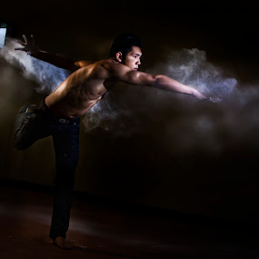 motion by Ron Alayon - People Portraits of Men