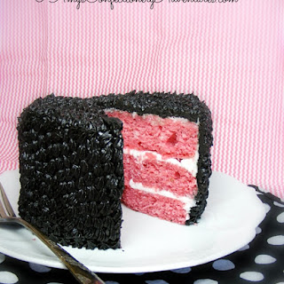 Sour Cream Strawberry Cake Mix Recipes