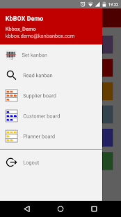 KanbanBOX - screenshot