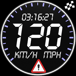 GPS Speedometer - Trip Meter - Odometer for pc