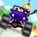 Monster Truck Hill Stunt 3D