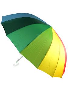 """Зонт """"Кайма"""", радужный"""