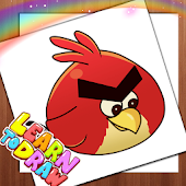 APK Game How To Draw Angry Birds for iOS