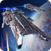 Planet Commander Online: Space ships galaxy game