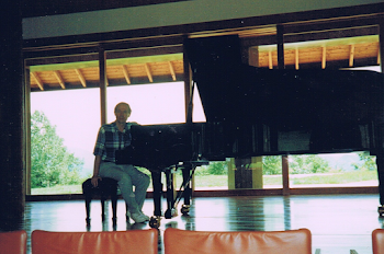 During a Live Recital at Casals Hall, Tokyo