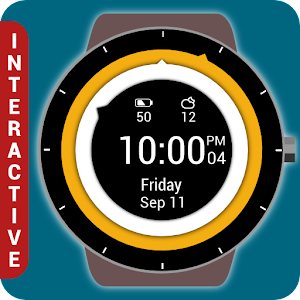 HuskyDEV Circles Watch Face