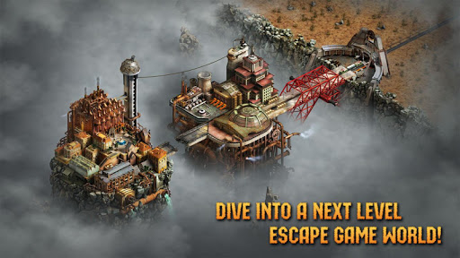 Escape Machine City For PC