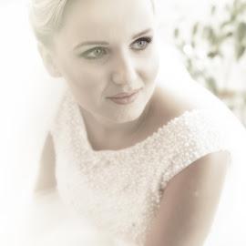 time by Michal Zbojan - Wedding Bride