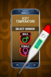 Body Temperature Tracker : Fever Thermometer Log for pc