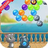 New Talking Tom Bubble Guide