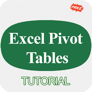 Learn Excel Pivot Tables