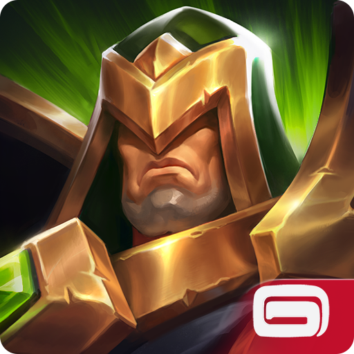 Dungeon Hunter Champions: Mobile RPG with MOBA (game)