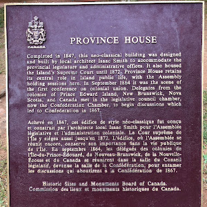 Province HouseCompleted in 1847, this neo-classical building was designed and built by local architect Isaac Smith to accommodate the provincial legislature and administrative offices. I also housed ...