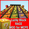 App Lucky Block Race MOD for MCPE APK for Kindle