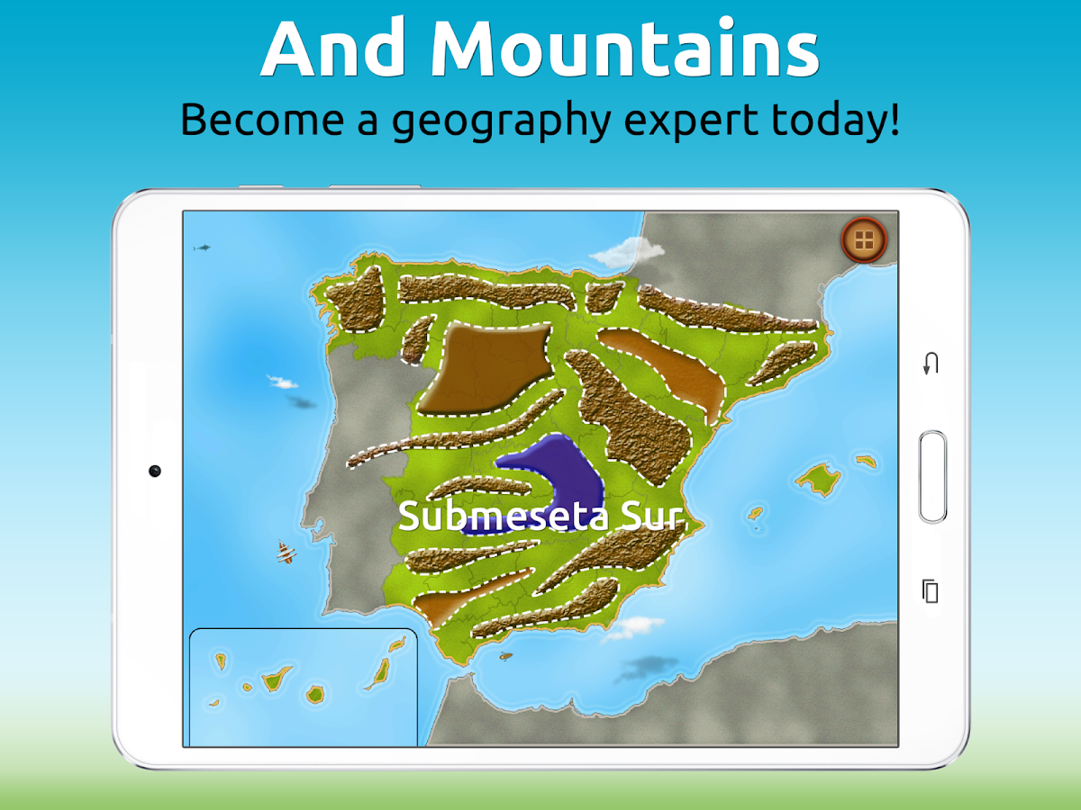 GeoExpert - Spain Geography Screenshot 14