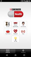 Screenshot of Purina Pet Health