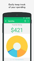 Screenshot of Mint: Personal Finance & Money