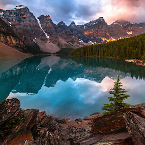by Ryan Smith - Landscapes Mountains & Hills
