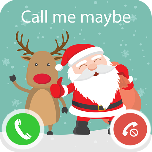 🍬 Call from Santa Claus - Chat with Santa Claus (game)
