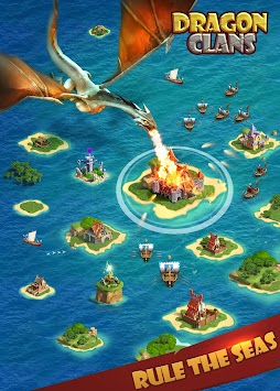 Dragon Clans APK screenshot thumbnail 8
