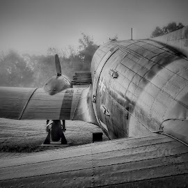Spooky II by DB Channer - Transportation Airplanes