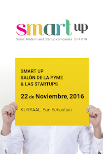 SMARTup Show 2016 - screenshot