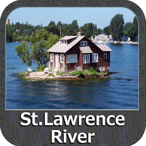 Saint Lawrence River GPS Map Navigator For PC / Windows 7/8/10 / Mac – Free Download