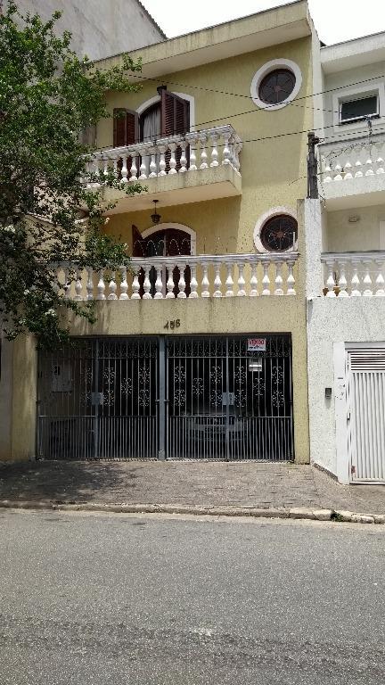 Sobrado Osvaldo Cruz São Caetano do Sul