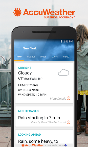 AccuWeather Platinum 4.6.0-paid