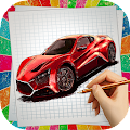 Download How to Draw Super Car APK on PC