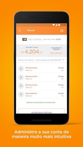 Banco Inter: conta digital completa e gratuita screenshot 4