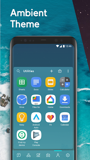 Smart Launcher 5 screenshot 1