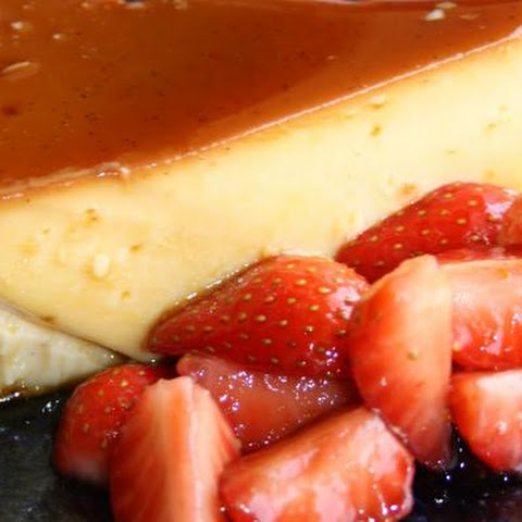 Vanilla and Lime Flan Recipe By Esperanza Platas Alvarez (Planet Food Mexico)