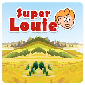 Cover art Super Louie