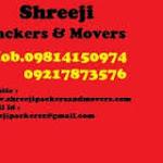 SHREEJI PACKERS AND MOVERS IN CHANDIGARH O98I4I5O974